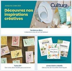 Inspirations créatives