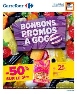 Bonbons & Promos à Gogo