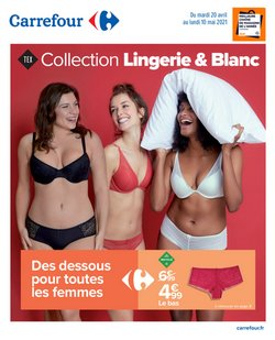 Collection Lingerie & Blanc