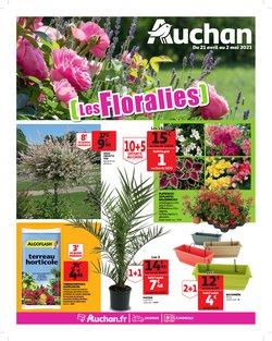 floralies région 21 avril au 2 mai 2021