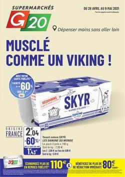 Musclé comme un viking !