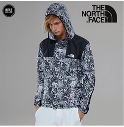 The North Face man
