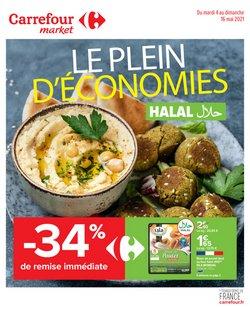 Le plein d'économies Halal