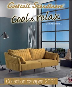 Cool and relax collection 2021