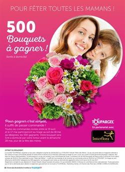 Pour fêter toutes les mamans!