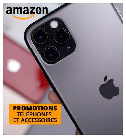 Promotions Téléphones  et accessoires