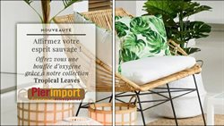 Nouvelle Collection Tropical Leaves