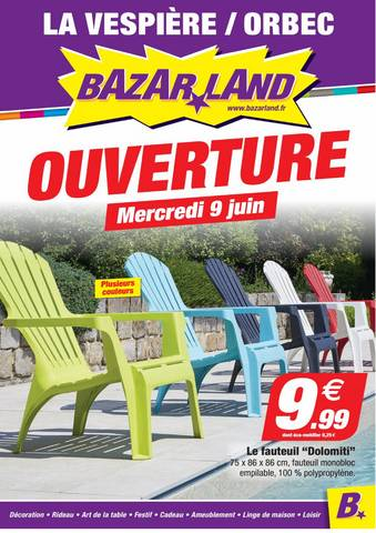 Ouverture Orbec