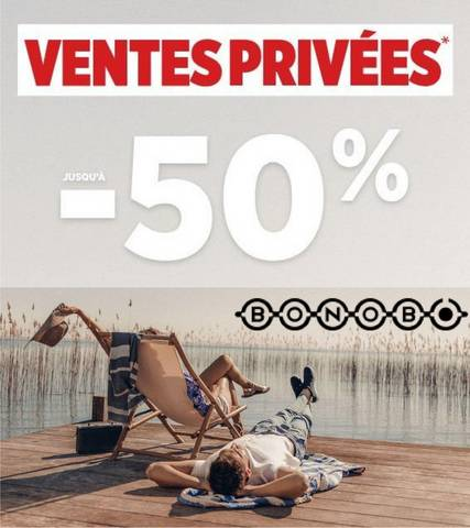 VENTES PRIVÉES -50%