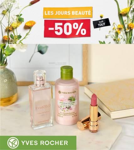 Les Jours Beauté -50%