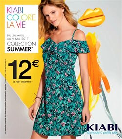 Kiabi Colore la vie - Summer Collection
