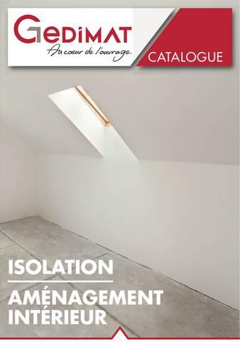 Catalogue Isolation