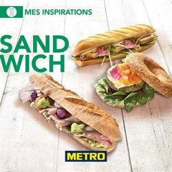 Mes inspiration sandwich