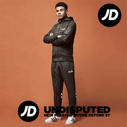 Lookbook JD Sports
