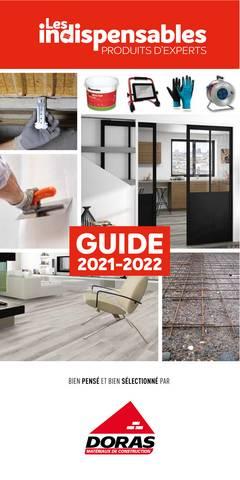 Doras catalogue les indispensables 2021-2022