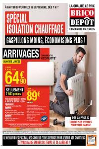 Spécial isolation chauffage