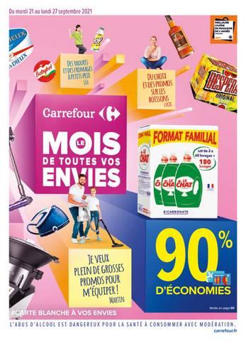 Carrefour Le Mois de Toutes Vos Envies