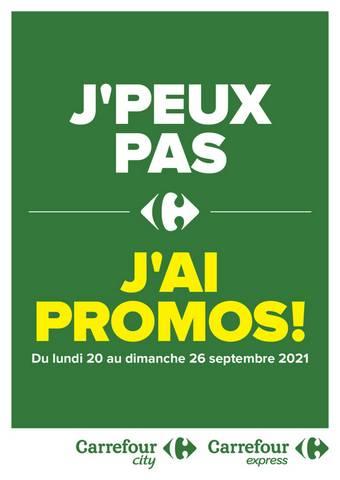 J'PEUX PAS J'AI PROMO !