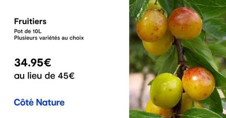 Côté Nature des offres