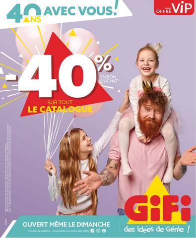 -40% Sur Tout Le Catalogue