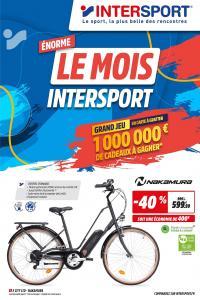 Le mois d'Intersport