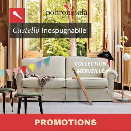 Poltrone Sofa Promotions