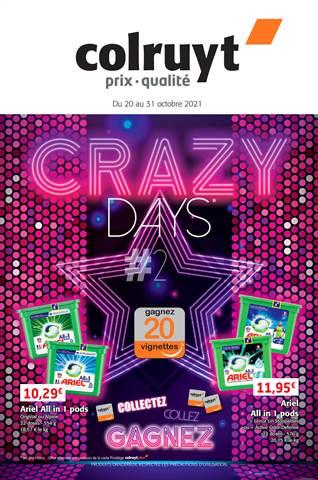 Crazy days