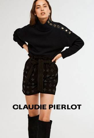 Claudie Pierlot Greetings from Colorado