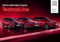 Séries Spéciales Toyota TechnoLine