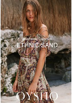 Ethnic Sand Oysho