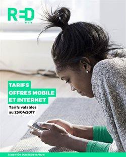 Tarifs Offres Mobiles et Internet