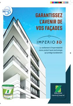 Gamme Imperio 3D