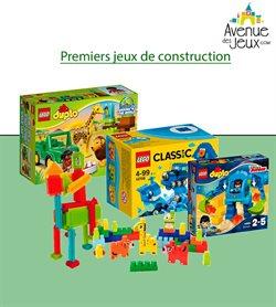 Premiers jeux de construction