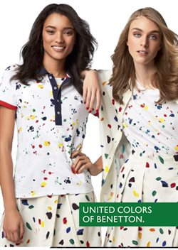 United Colors of Benetton Woman new
