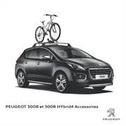 Peugeot 3008 et 3008 Hybrid Accessoires