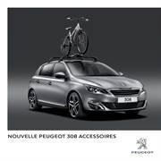 Nouvelle Peugeot 308 Accessoires