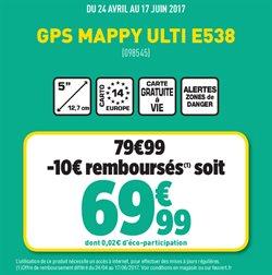 GPS Mappy Ulti E538