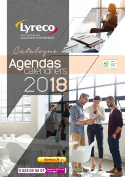 Catalogue Agendas Calendriers 2018