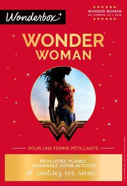 Pour les mères - Wonder Woman