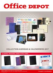 Collection Agendas & Calendriers 2017