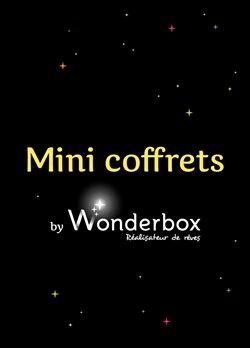 Wonderbox Catalogue Code Réduction Et Promo Juin 2019