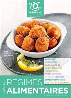 Catalogue Régimes Alimentaires