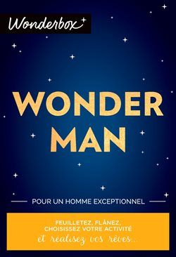 Wonder Man - Pour un homme exceptionnel