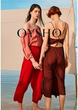 Oysho Into the color
