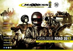Catalogue Road 2017