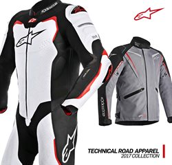 Technical road apparel 2017