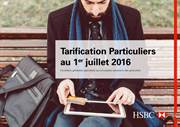 Tarification Particuliers