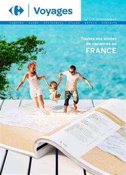 Toutes vos envies de vacances en France