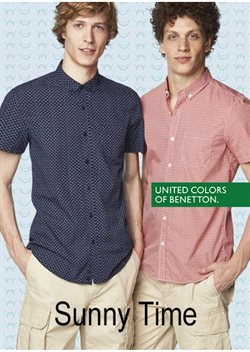 United colors of benetton Sunny time