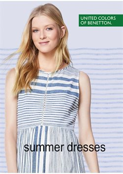 United colors of benetton Summer dresses